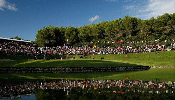 Ryder Cup at the Valderrama Golf Club